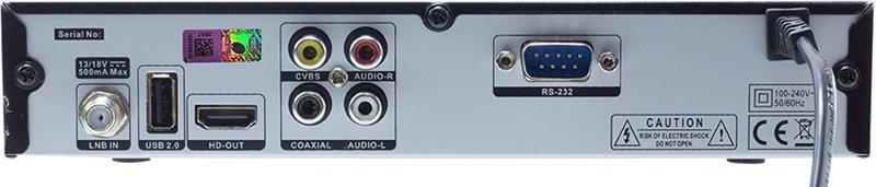 Magbox Forte Full HD - SCART Uydu Alýcýsý