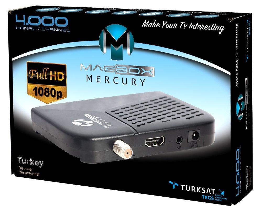 Magbox mercury full hd mini uydu alýcýsý