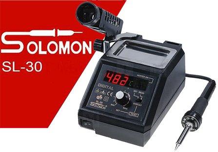 Solomon SL-30 Digital Ayarlý Havya