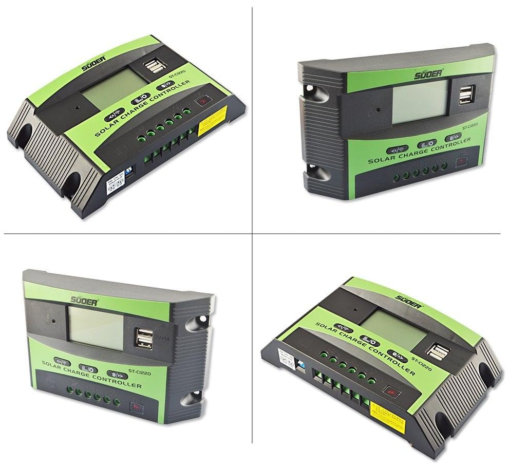 Suoer ST-C1220 12-24V 20A Akü Şarj Cihazı Özellikleri