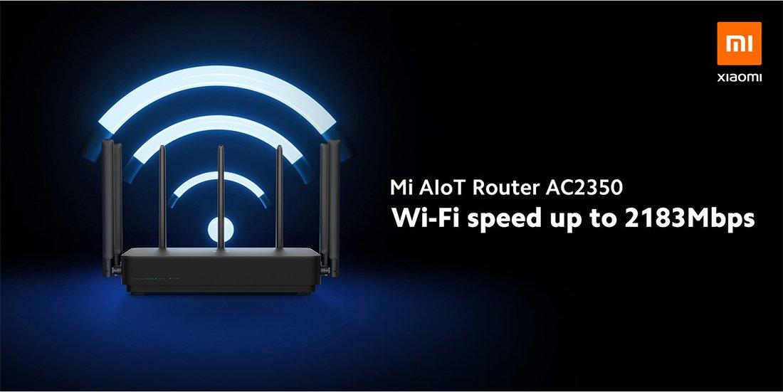 Xiaomi AloT AC2350 Router