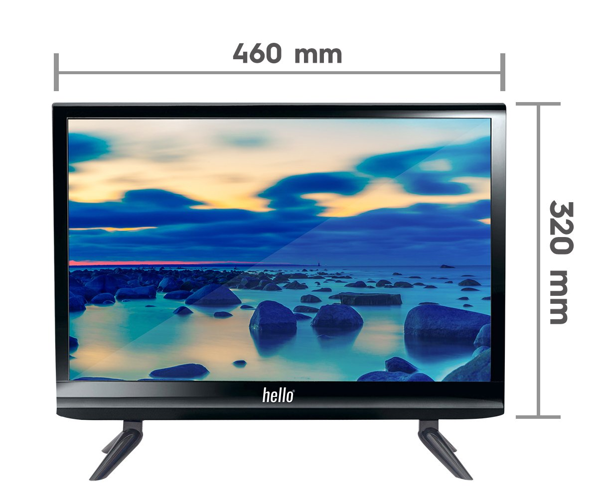 Hello HL-1900 HD Monitör Tv