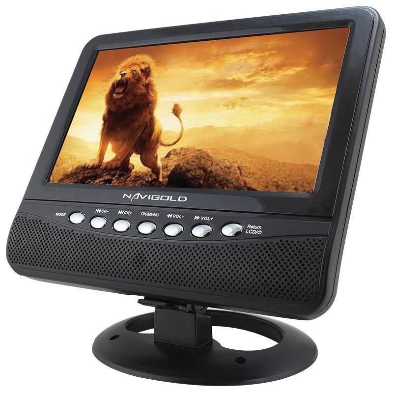 Navigold NS-701 USB-SD 7.5\\\'\\\' Lcd Tv Monitör