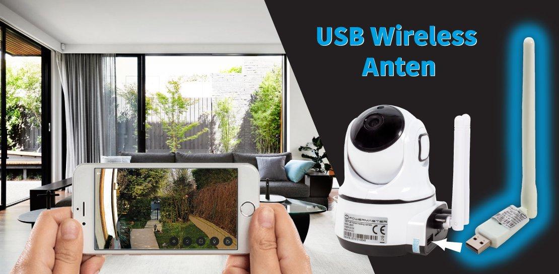 Powermaster Akıllı Smart Ev Otomasyon ve Güvenlik Kiti