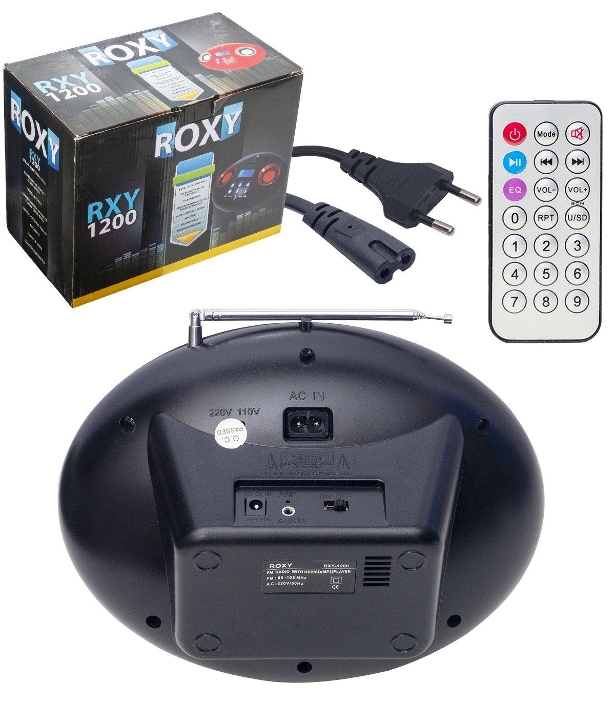 Roxy RXY-1200 Müzik kutusu