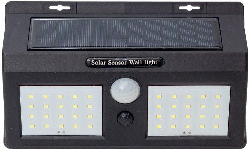 Starmax SM-8011 Sensörlü Çiftli 40 Led'li Solar Led Duvar Tipi Aplik