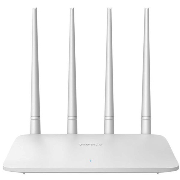 Tenda F6 4 Port WiFi-N 300Mbps 4 Anten Router Access Point