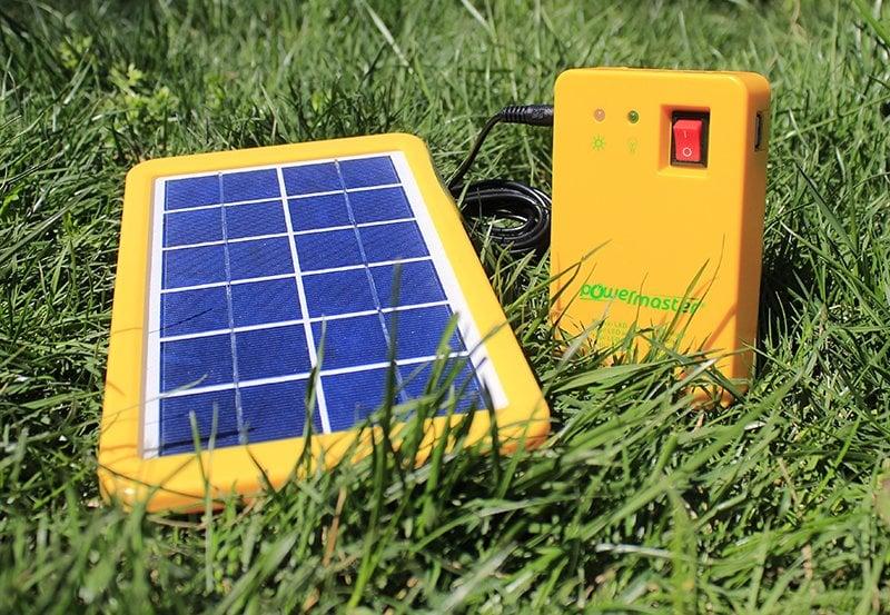 Powermaster Solar Aydınlatma Seti Çok Uçlu
