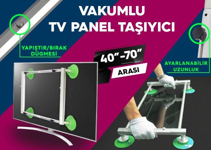 Vakumlu Tv Panel Taşıyıcı 40-70