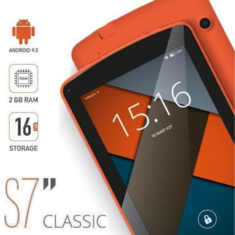Vorcom S7 Classic 2 GB Ram 16 GB Hafıza 7'' Tablet Pc