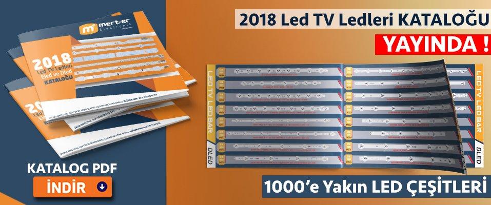 led tv panel ledleri 2018 katalog