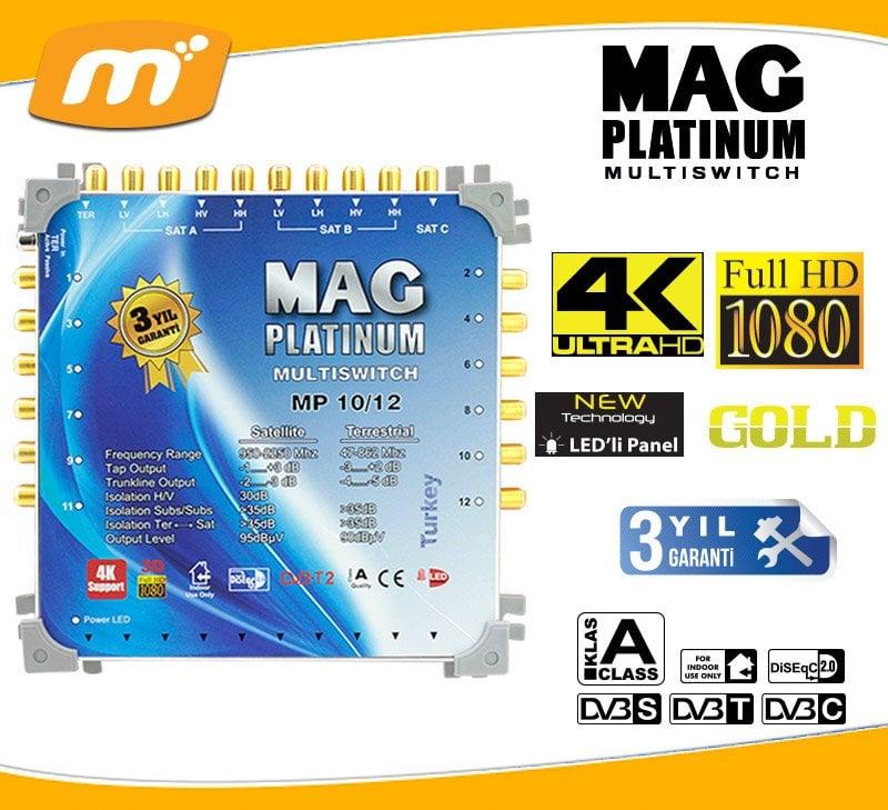 Mag Platinum Multiswitch Çeşitleri